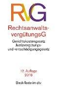 Rechtsanwaltsvergütungsgesetz (RVG) -