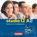 studio d A2. Gesamtband 2. CDs -
