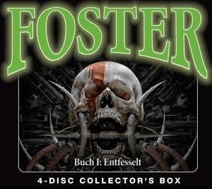 Foster Box 1-Buch 1: Entfesselt (Folge 1-4) - Oliver Döring