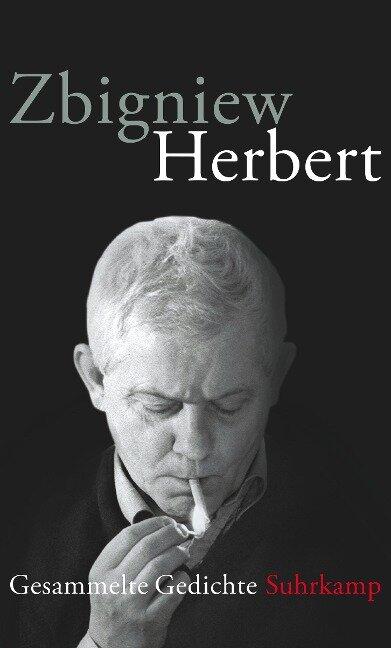 Gesammelte Gedichte - Zbigniew Herbert