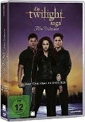 Die Twilight Saga 1-5 - Film Collection - Stephenie Meyer