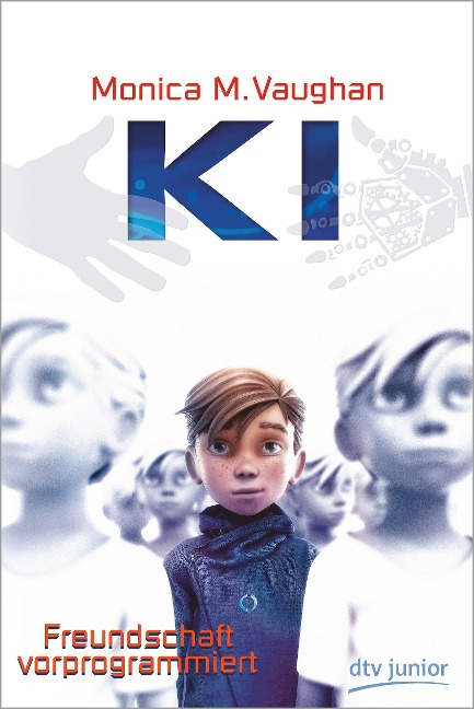 K.I. - Freundschaft vorprogrammiert - Monica M. Vaughan