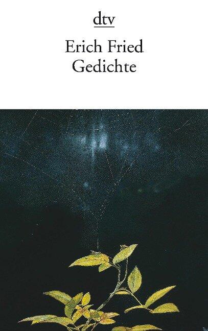 Gedichte - Erich Fried