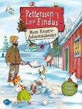 Pettersson und Findus. Adventskalender 2018 - Sven Nordqvist