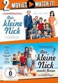 Der kleine Nick / Der kleine Nick macht Ferien - René Goscinny, Jean-Jacques Sempé