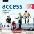 English G Access 02: 6. Schuljahr. e-Workbook auf CD-ROM -