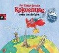 Der kleine Drache Kokosnuss reist um die Welt - Ingo Siegner