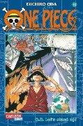 One Piece 10. O.K. Let's stand up! - Eiichiro Oda