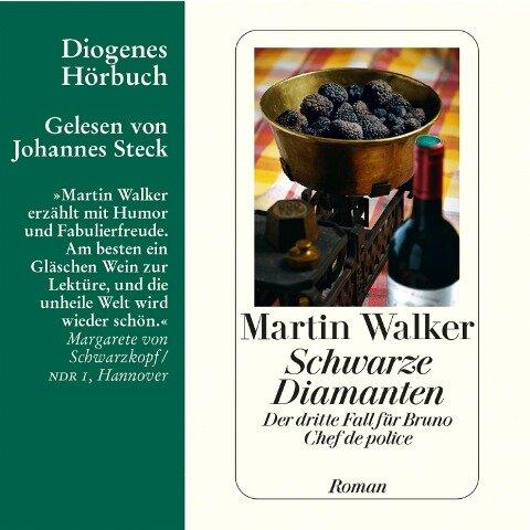 Schwarze Diamanten - Martin Walker