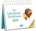 Der Lebensfreude-Tischkalender 2019 - Doris Wolf, Rolf Merkle