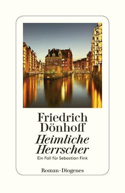 Heimliche Herrscher - Friedrich Dönhoff