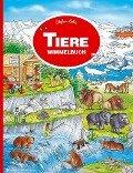 Tiere Wimmelbuch -