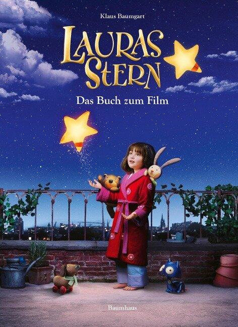 Lauras Stern - Das Buch zum Film - Klaus Baumgart