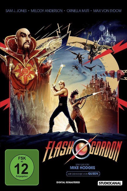 Flash Gordon. Digital Remastered -
