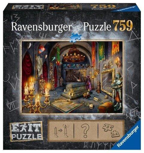 Exit 6 Im Vampirschloss - Puzzle 759 Teile -