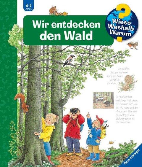Wir entdecken den Wald
