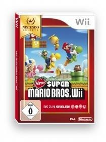 Wii New Super Mario Bros. Selects. Für Nintendo -