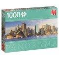 Sydney Skyline - 1000 Teile Panorama Puzzle -