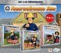 Feuerwehrmann Sam - Hörspielbox 1 -