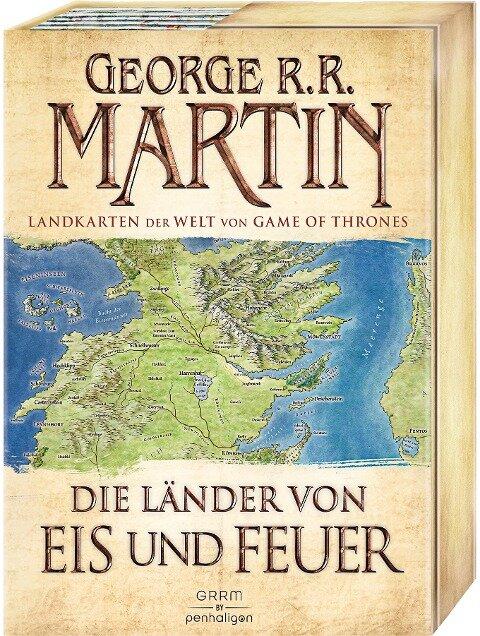 Die Länder von Eis und Feuer - George R. R. Martin
