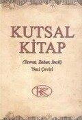 Die Bibel. Türkisch. Kutsal Kitab -