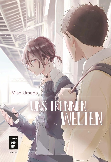 Uns trennen Welten - Miso Umeda