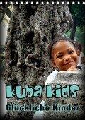 Kuba Kids - Glückliche Kinder (Tischkalender 2019 DIN A5 hoch) - Henning von Löwis of Menar