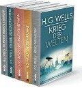 Fünf Romane - H. G. Wells