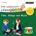 Die Vorschul-Lernraupe: Töne, Klänge und Musik - Swantje Zorn, Stefanie Theil, Rainer Bielfeldt
