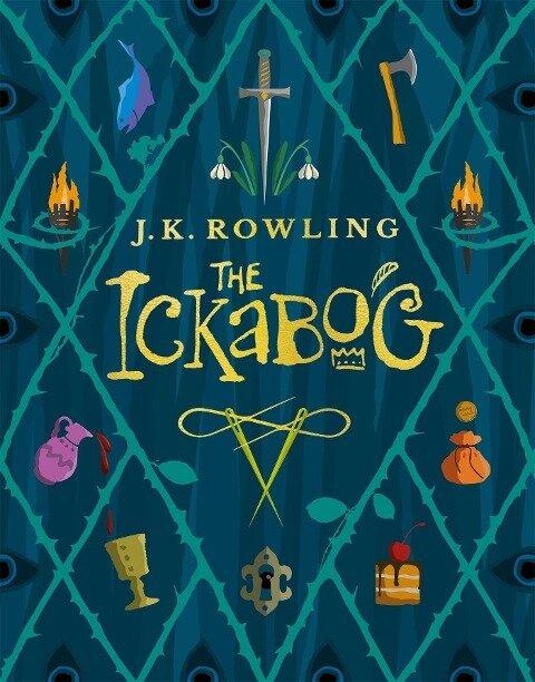 The Ickabog - J. K. Rowling