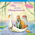 Lilia, die kleine Elbenprinzessin. Wunderbare Abenteuer im Elbenwald - Stefanie Dahle