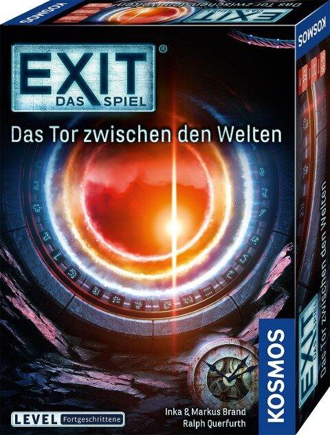 EXIT - Das Spiel: Das Tor zwischen den Welten - Markus Brand, Inka Brand, Ralph Querfurth