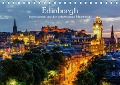 Edinburgh - Impressionen aus der schottischen Hauptstadt (Tischkalender 2019 DIN A5 quer) - Christian Müller