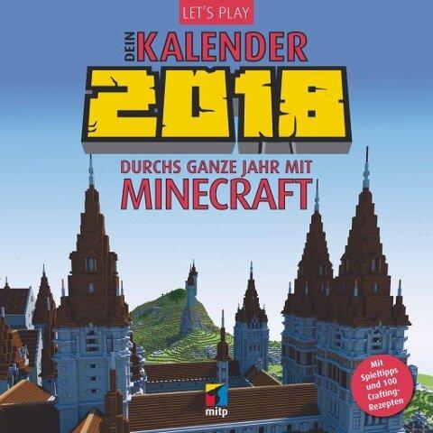 Let's Play: Dein Kalender 2018 (Broschürenkalender) - Daniel Braun
