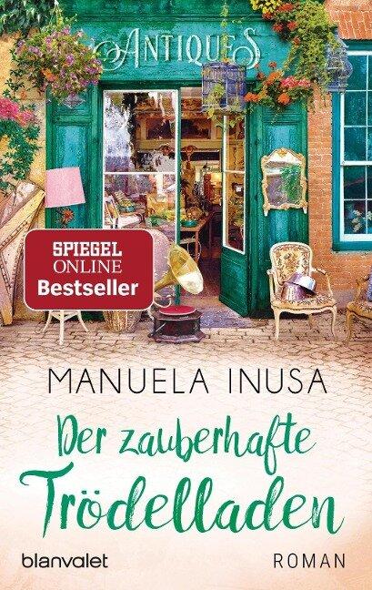 Der zauberhafte Trödelladen - Manuela Inusa