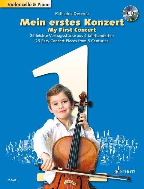 Mein erstes Konzert -
