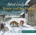 Tomte und der Fuchs und andere Geschichten (CD) - Astrid Lindgren