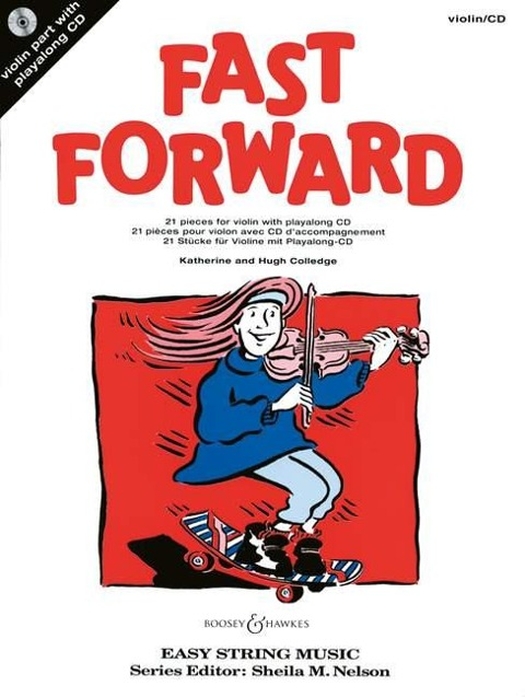 Fast Forward - Hugh Colledge, Katherine Colledge