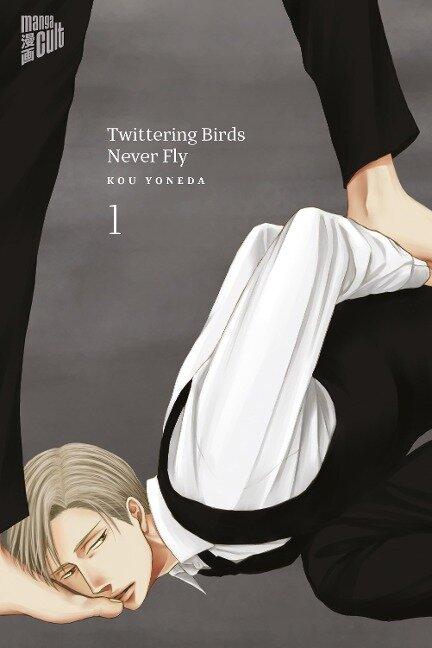 Twittering Birds never fly 1 - Kou Yoneda