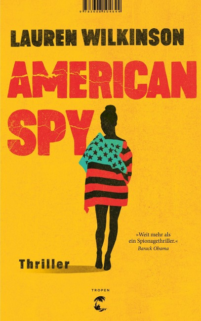 American Spy - Lauren Wilkinson