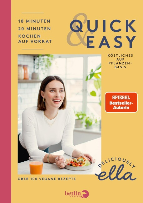 Deliciously Ella. Quick & Easy - Ella Mills (Woodward)