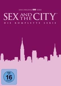 Sex and the City: Die komplette Serie -
