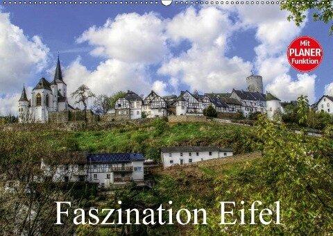 Faszination Eifel (Wandkalender 2018 DIN A2 quer) Dieser erfolgreiche Kalender wurde dieses Jahr mit gleichen Bildern und aktualisiertem Kalendarium wiederveröffentlicht. - Arno Klatt
