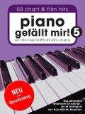 Piano gefällt mir! 50 Chart und Film Hits - Band 5 (Variante Spiralbindung) - Hans-Günter Heumann