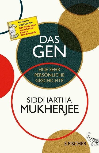 Das Gen - Siddhartha Mukherjee