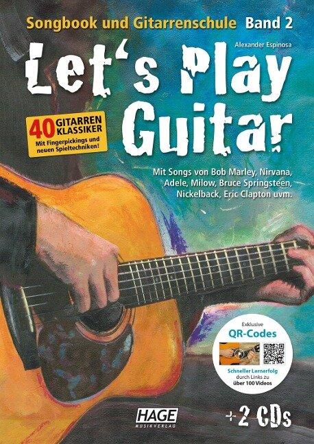 Let's Play Guitar Band 2 - Alexander Espinosa