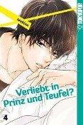 Verliebt in Prinz und Teufel? 04 - Makino