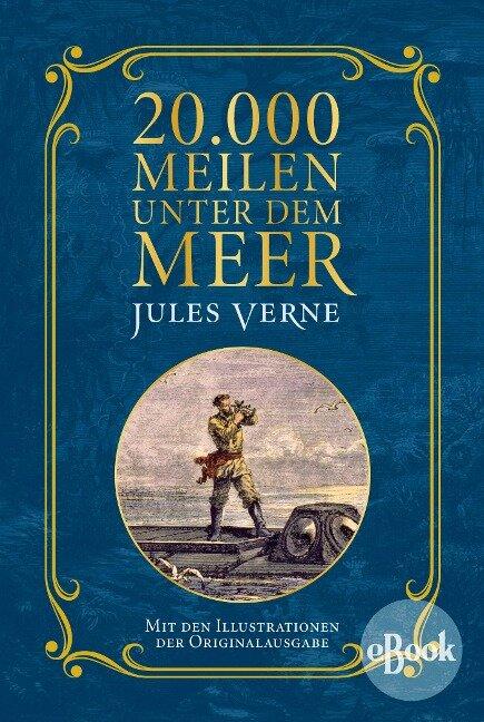 20.000 Meilen unter dem Meer - Jules Verne
