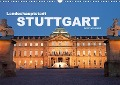 Landeshauptstadt Stuttgart (Wandkalender 2018 DIN A3 quer) - Peter Schickert