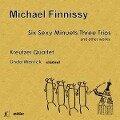 Six Sexy Minuets Three Trios - Linda/Kreutzer Quartet Merrick